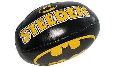 """Steeden Batman 6"""" Fun Sponge Ball for Recreational Play for the Whole Family"""