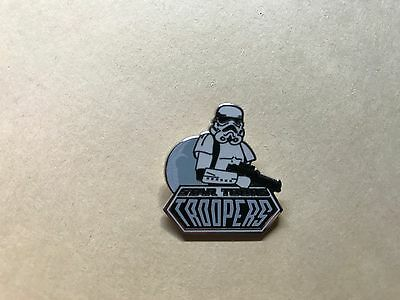 Disney Pins WDW Star Wars Disney Mascots Mystery Pin Pack Star Tours Troopers