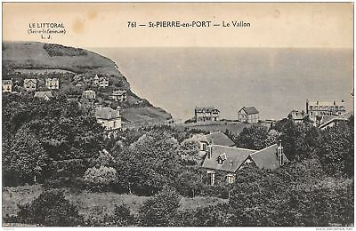 76-Saint Pierre En Port-N°374-F/0299
