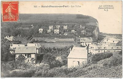 76-Saint Pierre En Port-N°374-F/0309