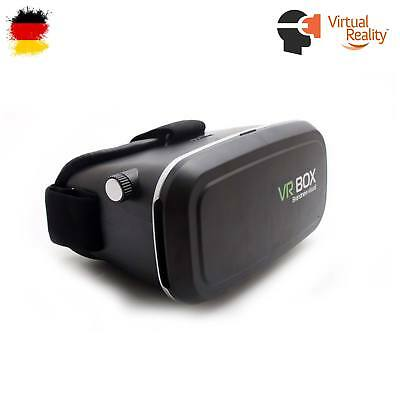VR-3D Brille, Virtual Reality für 4,7 bis 6 Zoll Smartphones Samsung,iPhone, HTC