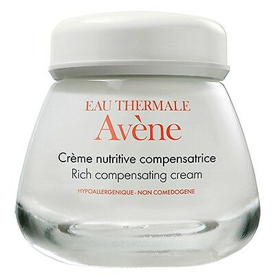 Avene Rich Compensating Cream 50ml for Dry Sensitive Skin *NEW & UNBOXED*