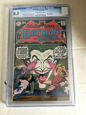 Detective Comics - Batman - Joker c/s # 388 CGC 8.5 Very fine plus