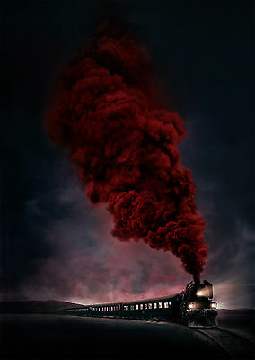 Murder on the Orient Express (2017) - A2 A3 A4 POSTER **LATEST BUY 1 GET 1 FREE*