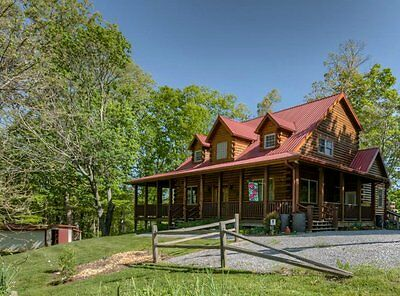 Tennessee Home on the River - Retirement Outdoors Views
