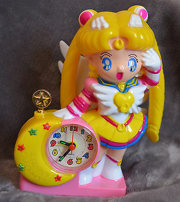 Eternal Sailor Moon Working Alarm Clock (unofficial version)