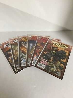 Amazons Attack! 1-6 Lot Set Run Nm Near Mint DC Comics