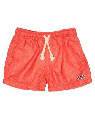 New Rip Curl Boys Tots Boys Lazed Volley Beach Short Polyester Blue
