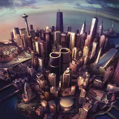 New: FOO FIGHTERS - Sonic Highways CD (Import)