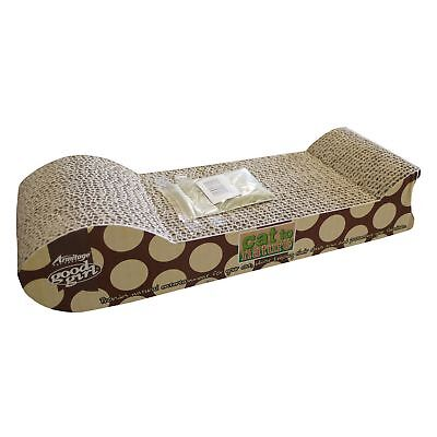 Armitages Pet Products Good Girl Cat To Nature Card Scratcher