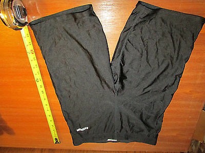 Hind Freedom Short Black Compression Shorts Mens XL - VGC Condition