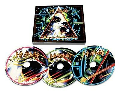Def Leppard - Hysteria (Deluxe 3Cd)  3 Cd New!