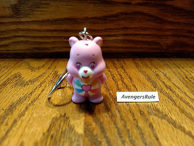Care Bears Vinyl Keychain Series KidRobot Hopeful Heart Bear 2/24