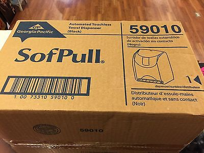 GP SoftPull Automated Touchless Towel Dispenser / 59010 / NEW / Factory SEALED