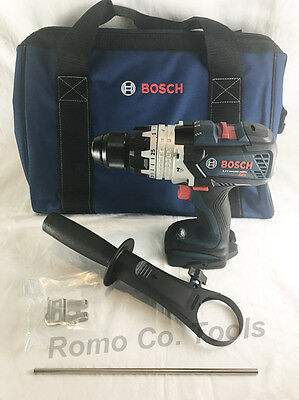 BOSCH BRUTE TOUGH 18V Brushless Hammer Drill & Bag HDH183 (UPGRADE OF HDH181X)