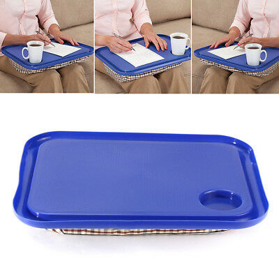 Portable Handy Lap Top Tray Holder Laptop Table Breakfast Learning Desk Novelty