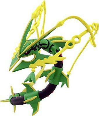 "Takaratomy Official Pokemon X & Y Hyper Size HP-07 Mega Rayquaza 5"" Action Figur"