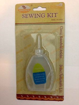Large 20ml Fine General Sewing Machine Knitting Lubrication Oil Loverlocker