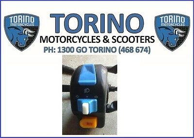 Torino Aero Sport & Galetta Left Switch Block - OEM Spare Parts