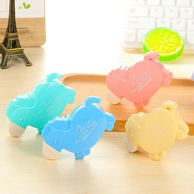 Sales Horse Shaped Correction Tape Cartoon Concealer School Cute Stationery