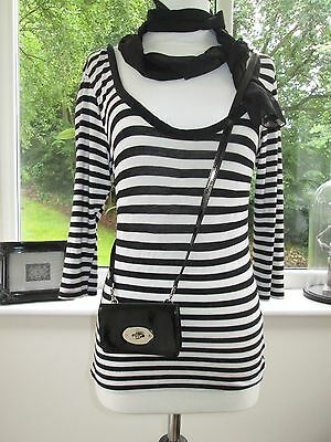 AUTHENTIC MULBERRY BLACK PATENT LEATHER BAYSWATER iPHONE CASE SHOULDER HAND BAG