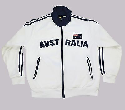 Adults Zip-up Jumper Hoodie Jacket Au Flag Australia Souvenir tracksuit Pullover