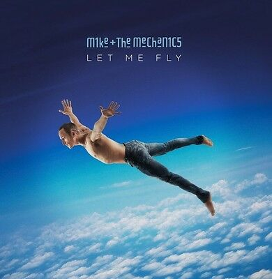 Mike and the Mechanics - Let Me Fly BRAND NEW SEALED CD