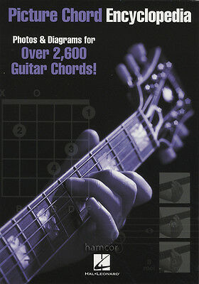 Picture Chord Encyclopedia Guitar Chord Reference Book