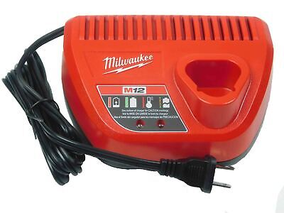 Milwaukee 48-59-2401 12V M12 Lithium-Ion Charger