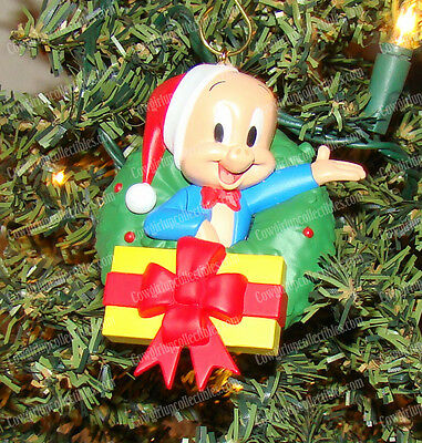 Porky Pig, Merry Chirstmas Folks! (Looney Tunes by Hallmark QXI2099) 2015