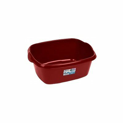 W17226 Wham Casa Rectangle Bowl 39Cm - Chilli Red