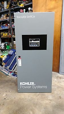 Brand New Kohler Decision-Maker MPAC 1200 Automatic Transfer Switch Power System