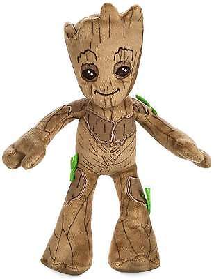 "DISNEY STORE~ PLUSH Guardians of the Galaxy  BABY GROOT Mini Bean Bag 8 1/2"" NEW"