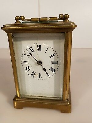 Another Antique French Timepiece  Carriage clock for restoration