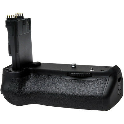 Vivitar Deluxe Battery Power Grip for Canon EOS 70D & 80D DSLR VIV-PG-80D