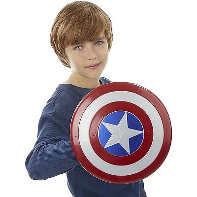 Captain America Shield Marvel Avengers Toy Costume Accessory 32cm Diameter