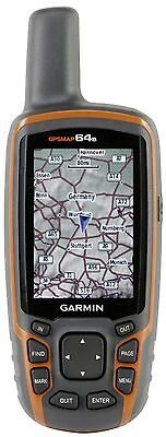 Navigationssystem Outdoor Garmin GPS Map 64 s