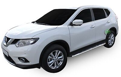 Running Boards Side Steps  TOP QUALITY PRODUCT For Nissan X-Trail T32 2014-up