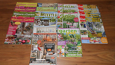 zeitschriften wohnen garten 4x 2007 top eur 1 00. Black Bedroom Furniture Sets. Home Design Ideas