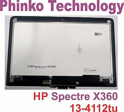 """NEW LED Touch Screen Assembly for HP Spectre X360 13-4112tu 13.3"""" LTN133HL06-201"""