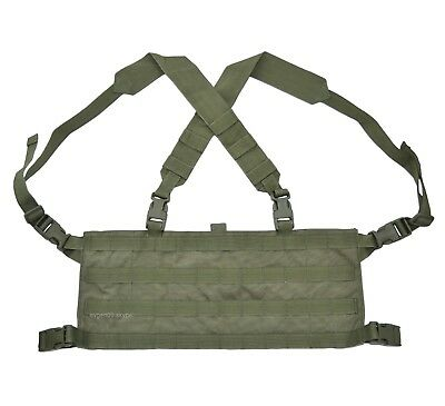 TECHINKOM Chest Rig Platform 4 on 12 Molle Olive Russian Original