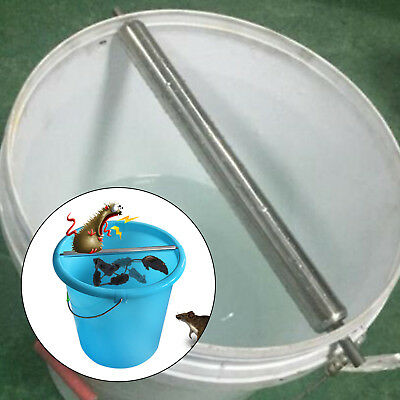 Mousetrap Bearing Roller Ultra-Sensitive Catching Rodent Stick Trap Rodent Spin