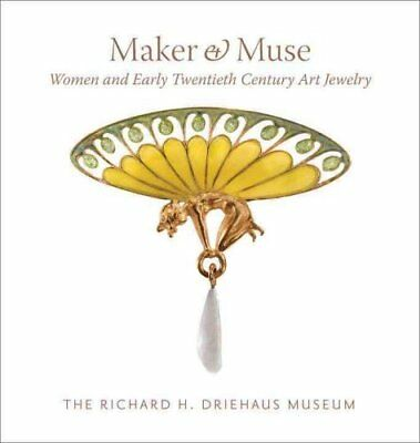 Maker And Muse by Elyse Zorn Karlin 9781580934046 (Hardback, 2015)