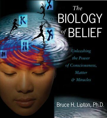 Biology of Belief by Bruce Lipton 9781591795230 (CD-Audio, 2006)