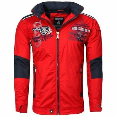 GEOGRAPHICAL NORWAY - Blou on Chrome Homme - 1141630 - [S] NEUF