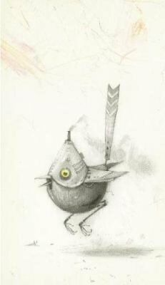 Shaun Tan Notebook - Bee Eater (Yellow) by Shaun Tan 9781848775732