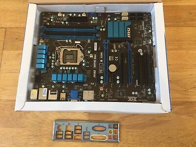 HP ASUS P4sd-la Motherboard With Intel Pentium 4 3.2ghz and 512mb RAM