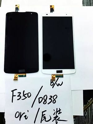 New original Replacement LCD Display +Touch Screen Digitizer For LG F350 D838
