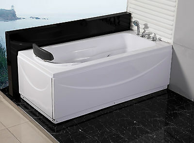 1 Person Free Standing Spa Bath 8 Massage Jets 1.0HP A045R