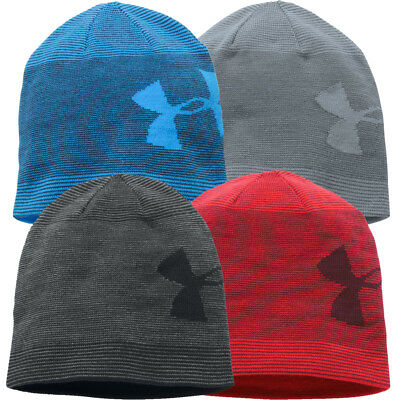 Under Armour Mens UA Golf Billboard Beanie 2.0 Winter Wooly Hat